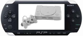psp: ps1 spiele auf die konsole streamen