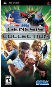 psp: sega-genesis-collection