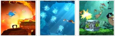 screens: rayman origins 3D