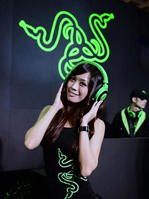 razer girl