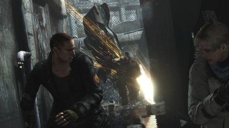 screenshots (III): resident evil 6