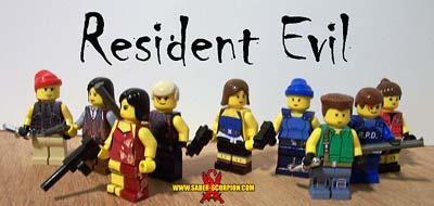 resident evil - animationsfilm kommt