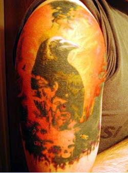 tattoos: resident evil