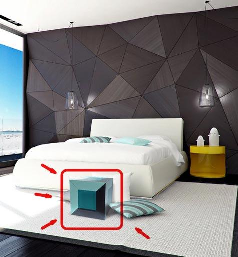 retro: 8bit-cube