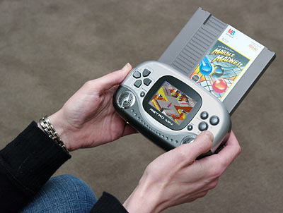 retro: mini-handheld