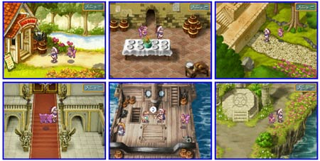screenshots (II): rhapsody ds