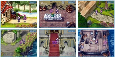 screens: rhapsody ds
