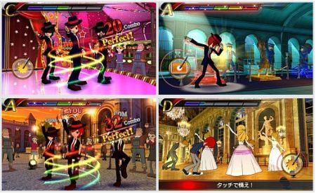 screenshots (III): rhythm thief