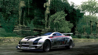ridge racer 7: ps3-screenshots