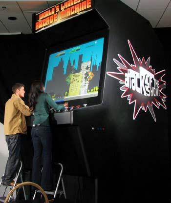 arcade: riesenmaschine