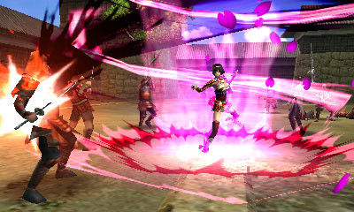 screens: samurai warriors chronicle 2nd