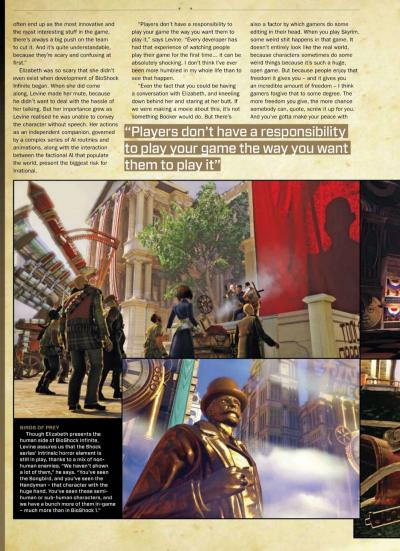 scans: bioshock infinite