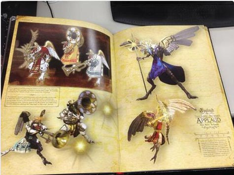 scans: the eyes of bayonetta