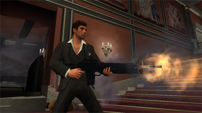 scarface: screenshots