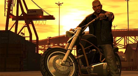 screenshots: gta IV – the lost and damned