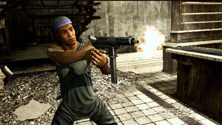 screenshot: saints row 2