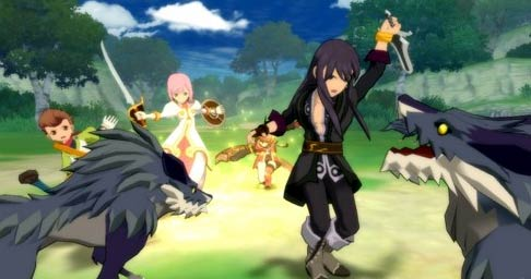 screen: tales of vesperia