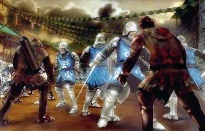 vorschau: undead knights