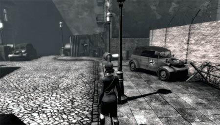 screenshots: velvet assassin