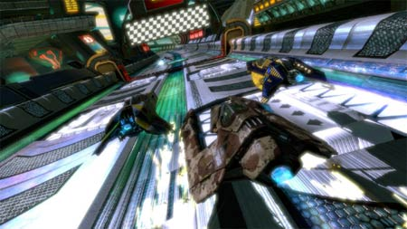 preview: wipeout hd
