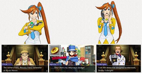 screens: ace attorney dual destinies