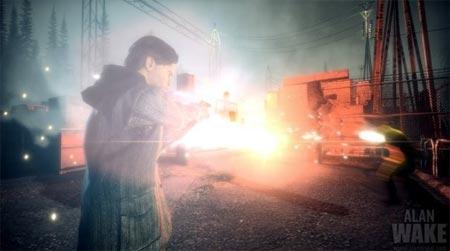 screenshots (II): alan wake