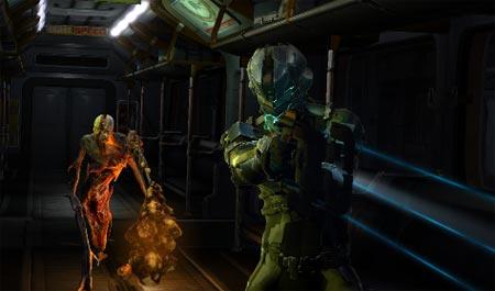 screenshots (II): dead space II