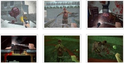 screenshots (II): dementium II