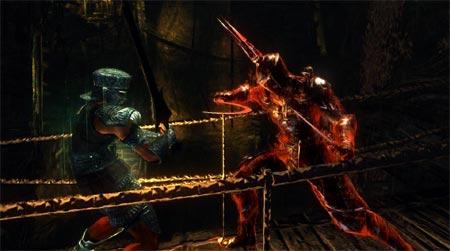 screenshots (II): demon's souls