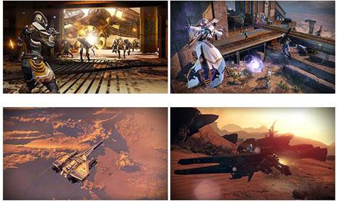 screens: destiny