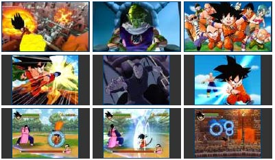 screens: dragonball revenge of king piccolo