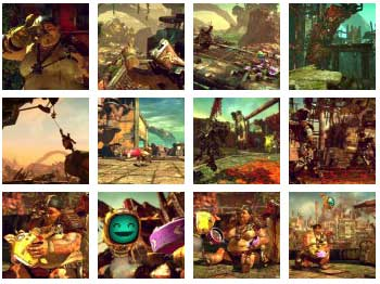 screens: enslaved journey to the west
