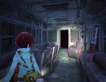screenshots (II): fragile dreams: farewell ruins of the moon