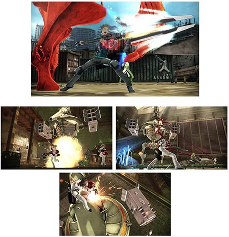 screens: freedom wars