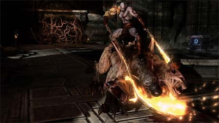 screens: god of war III