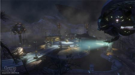 screenshots: halo reach