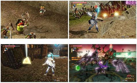 screens: hyrule warriors
