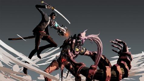 screenshots (II): killer is dead