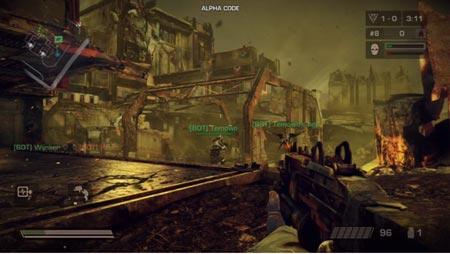 screenshots (II): killzone 3