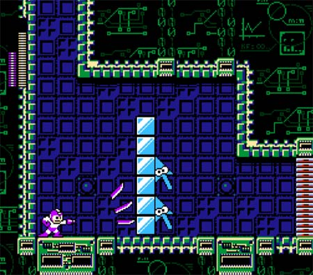 screenshots (II): megaman 10