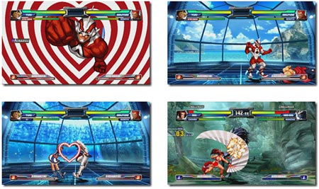 screens: neo geo battle coliseum