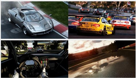 screenshots (III): project cars