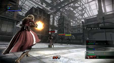 screens: resonance of fate