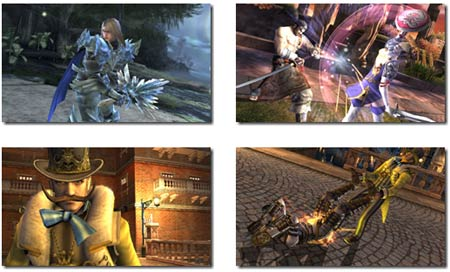 screenshots: soul calibur broken destiny