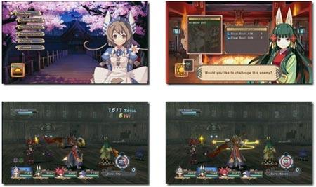 screens: trinity universe