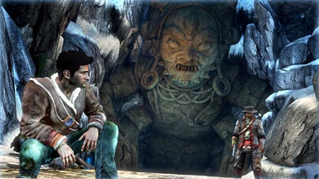 screens: uncharted 2
