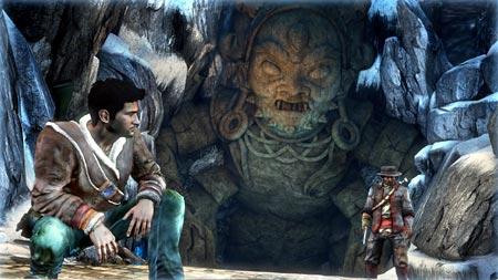 screenshots (II): uncharted 2