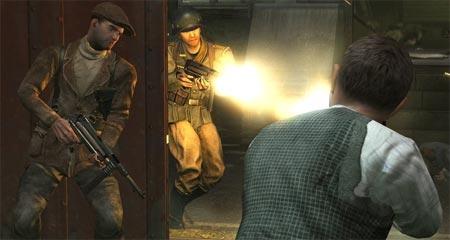 screenshots (II): wolfenstein