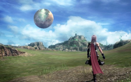 screenshots (III): final fantasy XIII