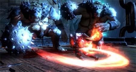 screens: god of war III